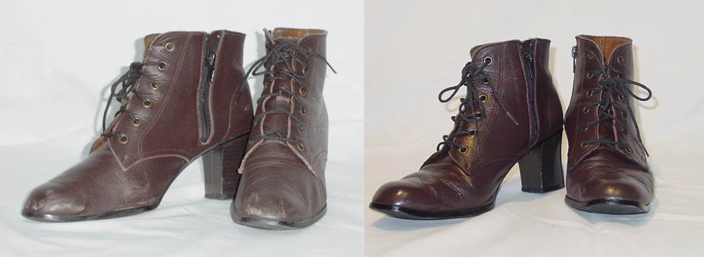 靴クリーニング2